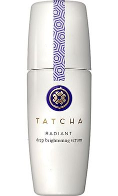 "Beauty High's Beat of July,,,""Tatcha's Radiant Deep Brightening Serum"" works wonders to liven up your skin for a more luminious appearance  '$150 tatcha.com'"