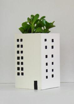 Rooftop garden planter :)