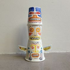 Cuppaday by Paul Garbett Indian Diy, Indian Crafts, Native American Crafts, Native American Indians, Plains Indians, Indian Birthday Parties, Coffee Cup Art, Paper Crafts Magazine, Cultural Crafts