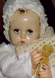 ~ Cute Composition Baby Doll ~