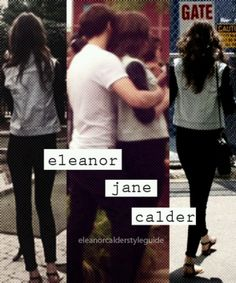 I've grown to love Eleanor not as one of the boys girlfriends but as a person. She's so inspirational and very beautiful. She holds herself so elegantly and is truly one of my biggest inspirations. I love you El!! Xx