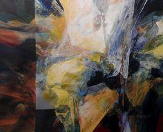 acrylic on canvas; by Ron Gordon