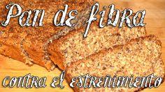 PAN CONTRA EL ESTREÑIMIENTO Banana Bread, Desserts, Recipes, Food, Fiber, Healthy Recipes, Diets, Tasty, Tips