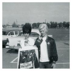 Runnin' errands 1960s