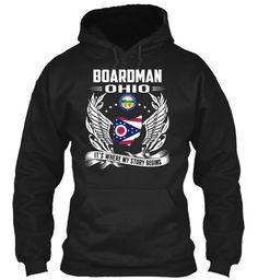 Boardman, Ohio - My Story Begins