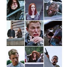 Captain Ameriderp: The Winter Derp Is Bucky grabbing Steve's ass in the middle one on the right? Bucky's hiss is the best one Marvel Funny, Marvel Memes, Marvel Dc Comics, Marvel Avengers, Funny Avengers, Geeks, Thor, Loki, Movies And Series
