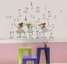 adesivos de parede para quarto de criança