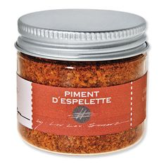 "Piment d""Espelette Spice ""This spice creates a wonderful, welcoming aroma for dinner guests when they arrive. I add a little to paella for a beautiful color and a deep but not too spicy flavor."" -- Jacques Torres, chef"