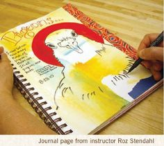 Strathmore Visual Journal Watercolour Cold Press by CreativityPapers, £14.99