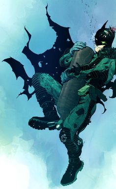 soulsurvivor2012:  Batman - Issue 27 - Zero Year by Greg Capullo