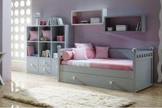 Mobiliario Trébol, mueble infantil y juvenil - Mamidecora