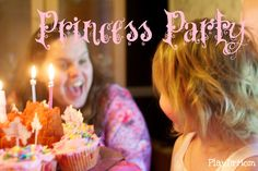 A Perfect Princess Party