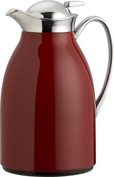 Thermal Red Carafe    I love this and it works great for cold and hot :)