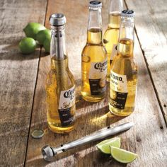 I WANT THIS - if you only love really, really cold beer - this is for you!  You pop it in and drink from the spout and it makes it and keeps it cold!!!!!