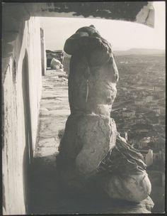 Walter Hege – Acropolis (Parthenon, West Pediment: Cecrops Sculpture Group), 1928-30 Athens Acropolis, Parthenon, Athens Greece, Mycenae, Historical Images, Ancient Greece, Photo Archive, Adventure Awaits, Crete