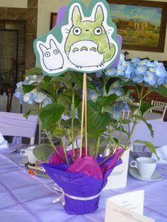 Totoro's arrangement