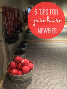 Pure Barre: 5 Tips for Newbies - Eating Bird Food