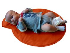 Orange Smarty  Holds the Diaper for You Swifty Snap  by SwiftySnap, $24.95 Diaper Changing Pad, Baby Shower Gifts, Hot Pink, Trending Outfits, Children, Handmade Gifts, Orange, Etsy, Young Children