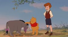 """And finally, when Winnie the Pooh asks the question we've all been wanting to ask: """"So, are you finally happy, Eeyore?"""" He quips: """"No. But I sure do like this new tail."""" A surprising twist where he ends with a bit of positivity. Sometimes the best kind of humor comes from the unexpected. Classic, Eeyore."""