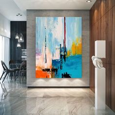 Large Abstract Wall Art, Geometric Painting, Large Painting, Painting Canvas, Large Wall Paintings, Painting Abstract, Abstract Canvas, Modern Art Paintings, Modern Wall Art