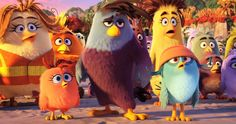 'The Angry Birds Movie' Trailer Is Here -- Finally learn why the birds are so angry in a first look at Sony's 'Angry Birds Movie' featuring the voices of Jason Sudeikis and Danny McBride. -- http://movieweb.com/angry-birds-movie-trailer/
