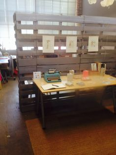Dividers for separating individual studio space in the classroom