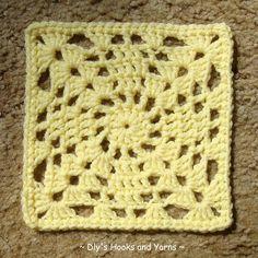 Take 2 square ~ free pattern