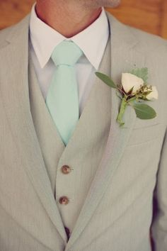 Nice way to dress for business. Light and bright colour combinations are ideal. Maybe go for a slight silky sheen in ties. Romantic likes blending in tones (yin) not sharp contrasts (yang)