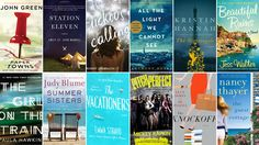 InStyle Book Club: 12 Page-Turners to Start Reading Over the Holiday Weekend from #InStyle