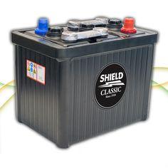 Type 511 6v Classic & Vintage Car Battery http://www.batterycharged.co.uk/shop/brands/shield-batteries/6v-classic-car-batteries/shield-511-6v-classic-car-ba-1050040.html