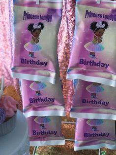 Mermaid Birthday, Baby Birthday, Birthday Ideas, Egyptian Themed Party, Unicorn Princess, Black Unicorn, Boss Baby, Chip Bags, Covered Strawberries
