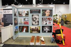 How to build a bridal show booth