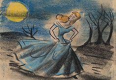 Cinderella - Concept Art - Disney