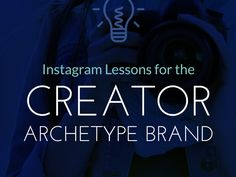 Instagram Lessons for Creative Archetype Brands Carl Jung Archetypes, Jungian Archetypes, Brand Archetypes, Brand Identity, Branding, Brand Strategist, Brand Board, Business Planning, Color Schemes