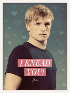 Bwahahahaha! I knead you to check out these Valentines!