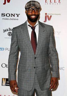 The Best Dressed Athletes In Sports  Baron Davis, New York Knicks