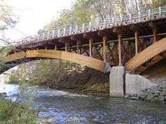 The Angelica Bridge, Angelica, NY