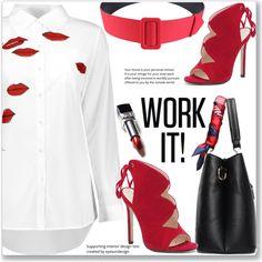 Work Wear by jecakns on Polyvore