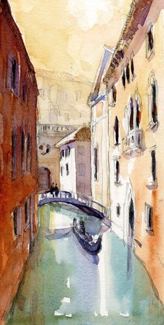 Drawing Perspectives: More from Italy...