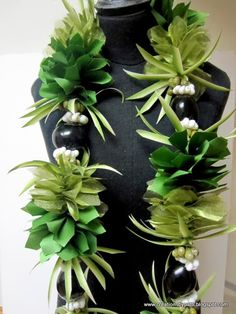 Creations by Patti: Making Ribbon Leis