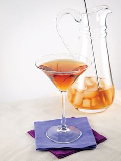 15 Good Reasons to Have a Martini: Vieux Carre