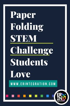 Paper Popper STEM activity for elementary and middle school! Learn about how the science of paper poppers or paper bange High School Science, Science Fair, Science Lessons, Teaching Science, Science Experiments Middle School, Science Classroom Middle School, Stem Projects, Fair Projects, Science Stations