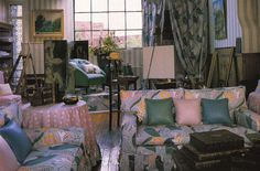 The enduring appeal of Laura Ashley | Homes and Antiques