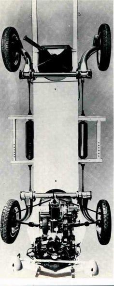 2cv chassis