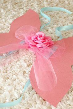 paper fairy wings