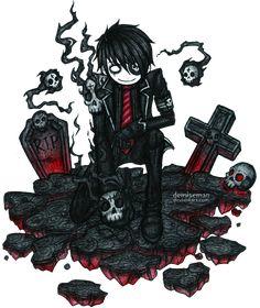 Inferno breaker by DemiseMAN.deviantart.com on @deviantART