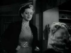 'Old Acquaintance' (1943) the trailer.  Bette Davis plays a magnificent part in this movie. Her character is wonderful.