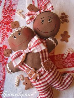 La Maison de Maristella: Dolci Gingerbread...