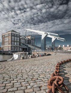 ♥  Poortgebouw, Rotterdam