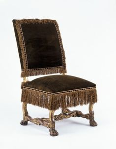 Chair    France, 1675-1680    The Victoria & Albert Museum